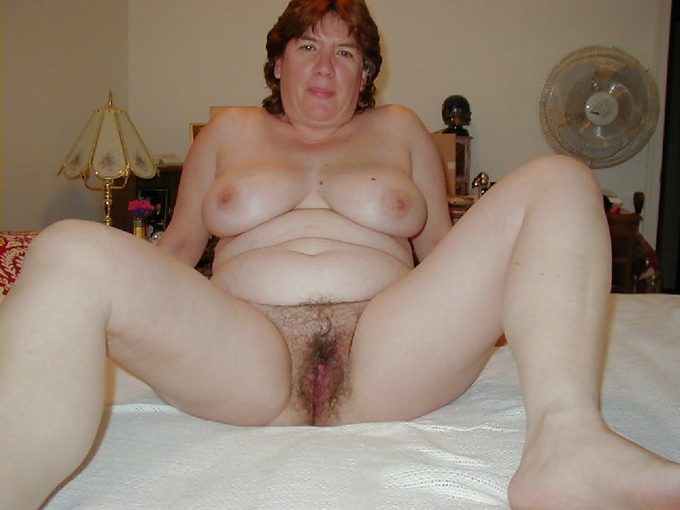 Horny shaved pussy